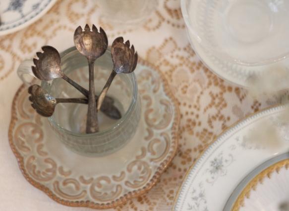 Vintage Silver Utensils